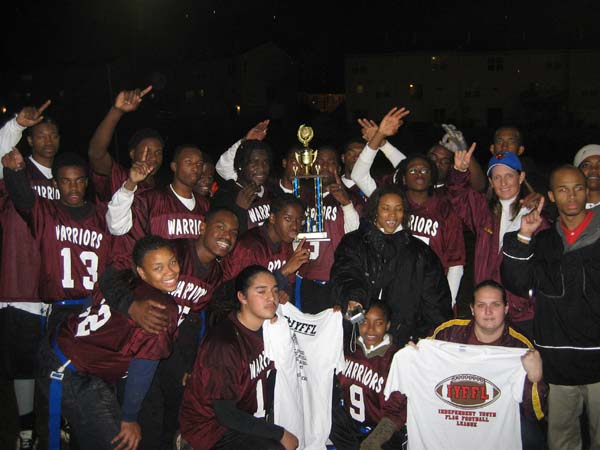 Independent Youth Flag Football League (IYFFL) 2006 Championship Game