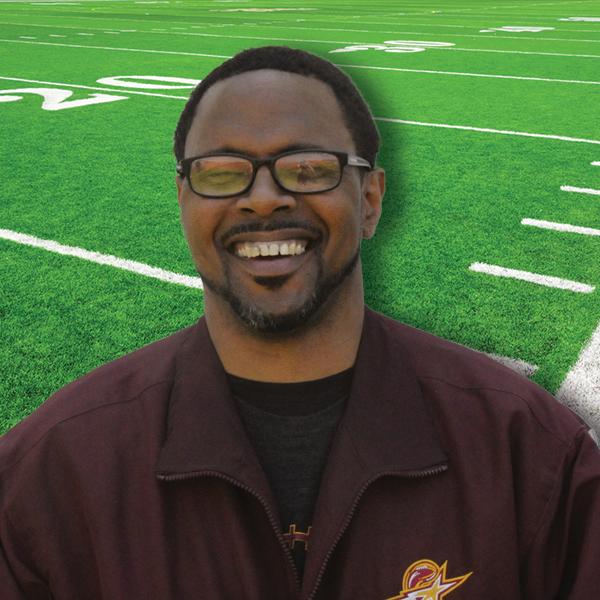 Coach Gerald Beveridge