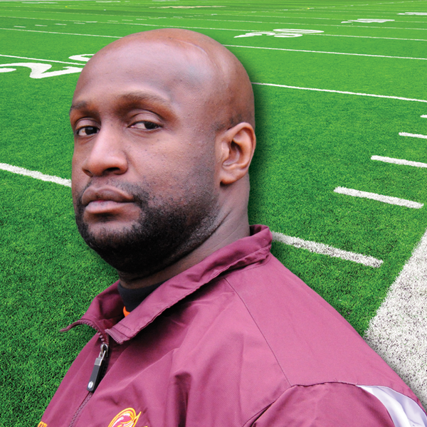 Coach Jerome Davis