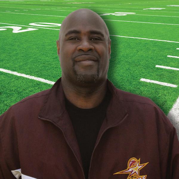 Coach Eric Evans