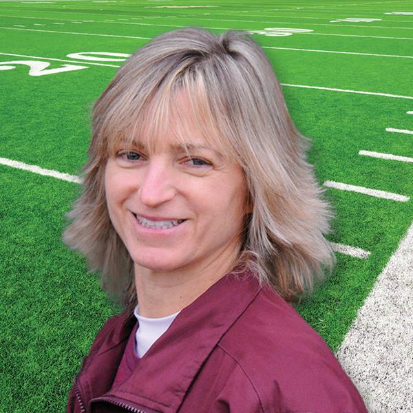 Coach Alison Fischer