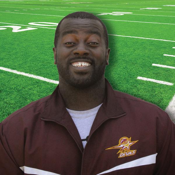 Coach Garrett Osumah