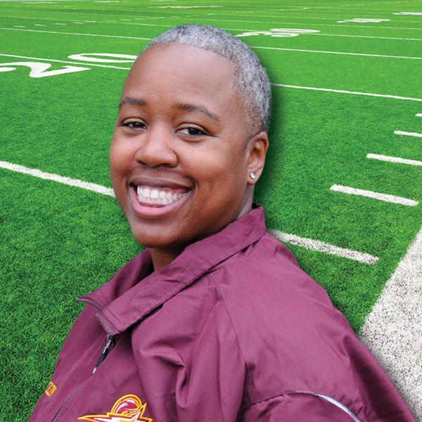 Coach Tara Kallal