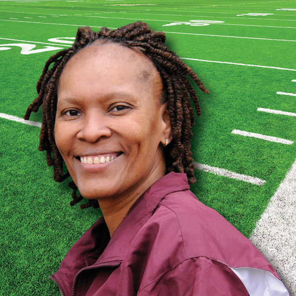 Coach Nikki Williams