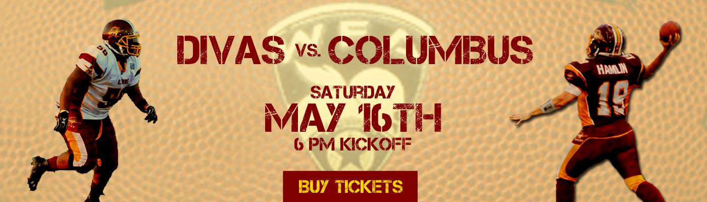 Columbus Comets Tickets 2015