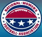 National Women's Football Association NWFA Logo
