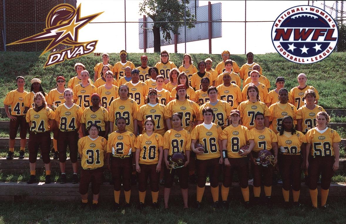 2002 D.C. Divas Roster