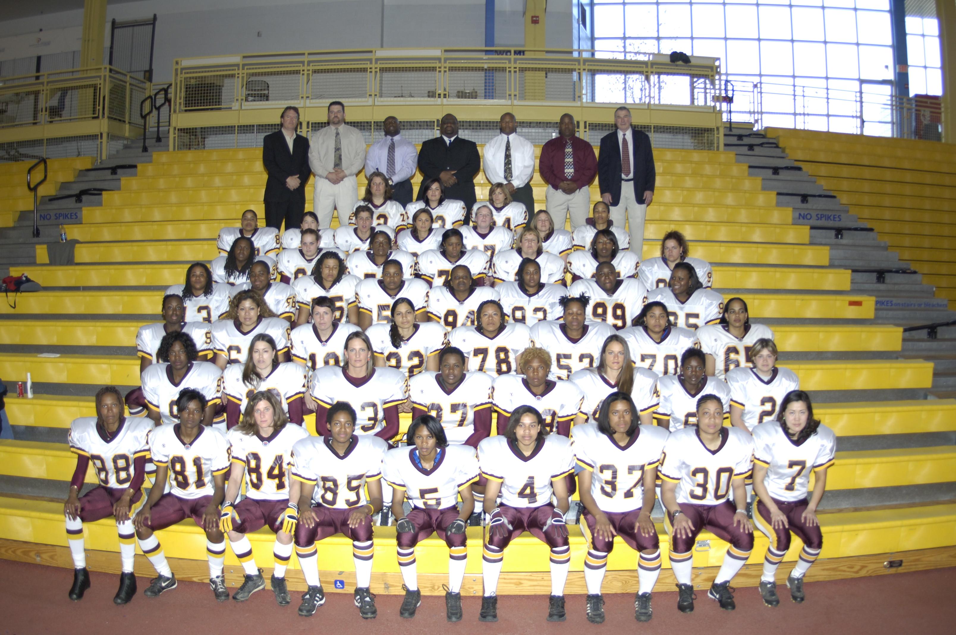 2006 D.C. Divas Roster