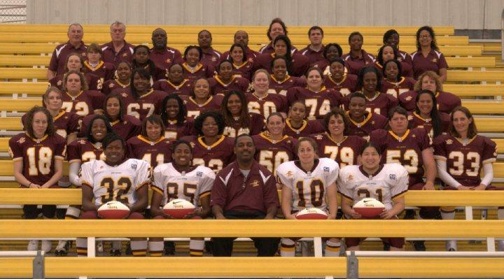 2010 D.C. Divas Roster