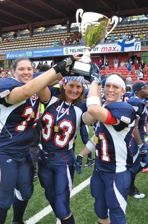 2013 Team USA Champions